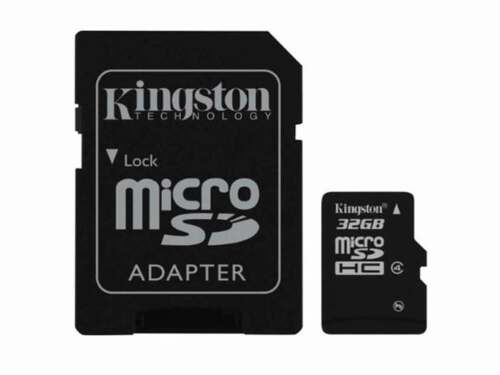 32GB Micro SD card with Adapter