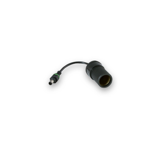 6mm Male to Female Cigarette Adapter (Green Ring)