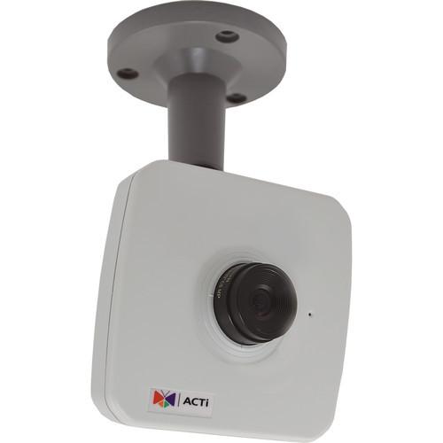 1MP Cube Fixed IP Network Camera