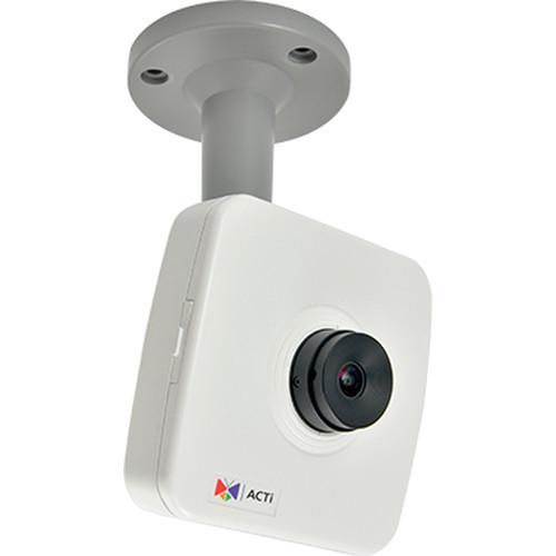 10MP Fisheye Cube PoE Network Camera