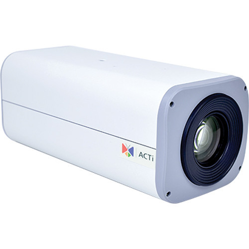 10MP Zoom Box H.264 PoE Network Camera