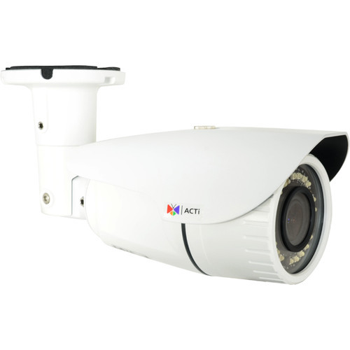 2MP Zoom Bullet with D/N, Adaptive IR, Extreme WDR, ELLS, 4.3x Zoom lens
