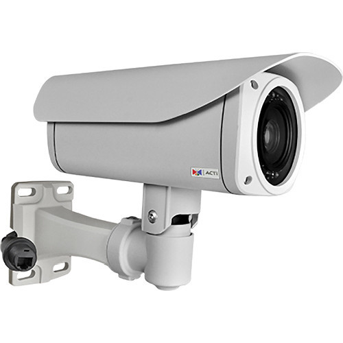 1.3MP Zoom Bullet with D/N, Adaptive IR, Basic WDR, SLLS, 10x Zoom lens
