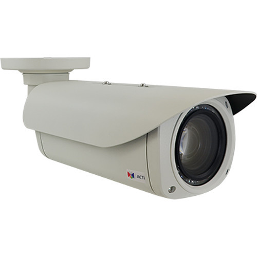 3MP Video Analytics Zoom Bullet with D/N, Adaptive IR, Extreme WDR, SLLS, 10x Zoom lens
