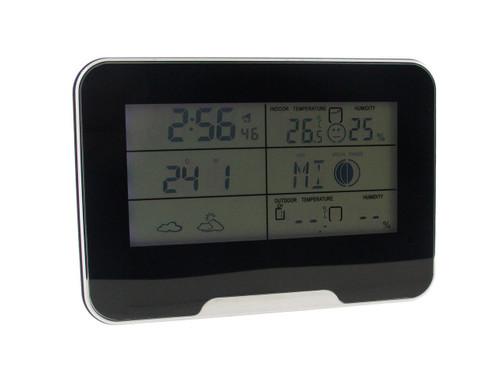 HD Weather Clock WiFi Hidden Camera