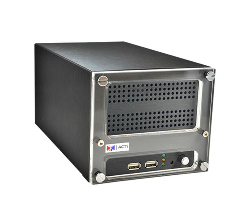 4-Channel 2-Bay Desktop Standalone NVR