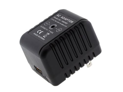 Pro USB AC Adapter WiFi Hidden Camera
