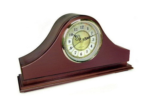 SG Home Battery Operated Mantel Clock w/Cloud Recording