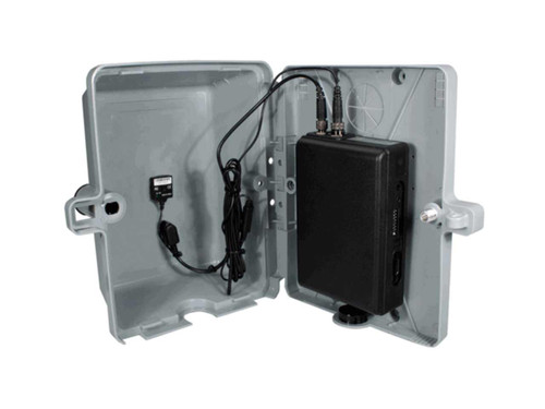 SG Home Battery Operated Cable Box w/Cloud Recording