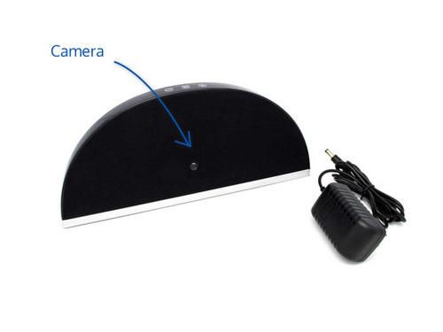 SG Home AC Bluetooth Speaker Cam w/Cloud Recording