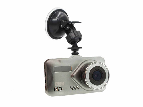 Dash Camera with 140° Wide Angle HD Lens
