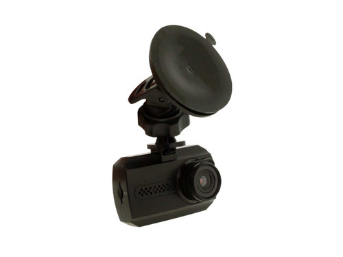 Compact Dash Camera with G-Sensor Triggered Recording