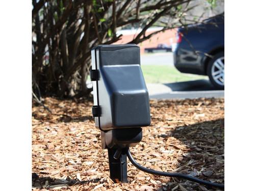 SG Home AC Outdoor Power Strip w/Cloud Recording