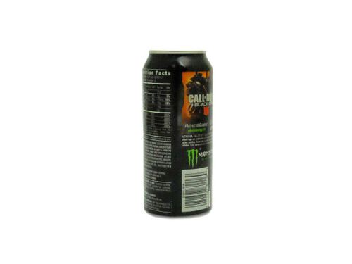 Energy Drink Hidden Camera