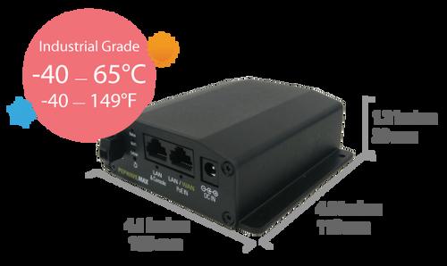 Pepwave Max BR1 Mini Router with North America LTE