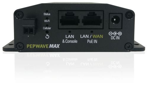 Pepwave Max BR1 Mini Router with LTE Advanced