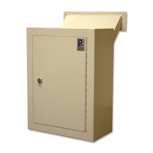 Protex Wall Drop Box w/ Adjustable Chute