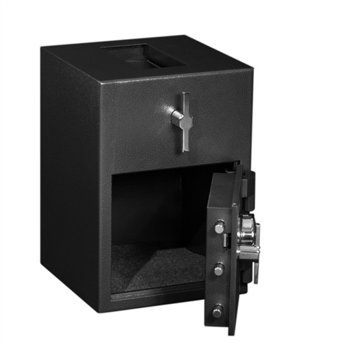 Small Rotary Hopper Depository Safe