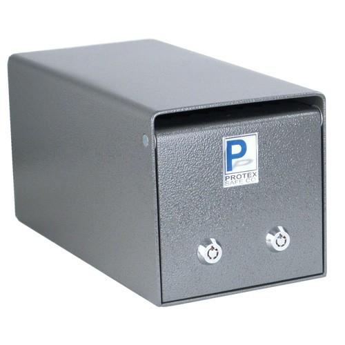 Counter Drop Box With Tubular Lock