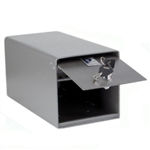 Under The Counter Drop Box With Tubular Lock