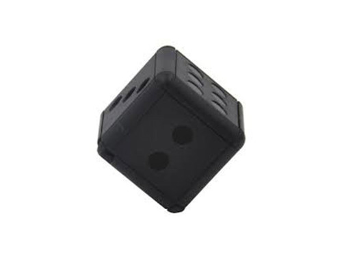Miniature Dice Hidden Camera