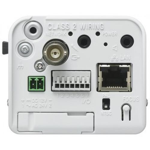 720p HD Network Fixed Camera Advanced Easy-Focus