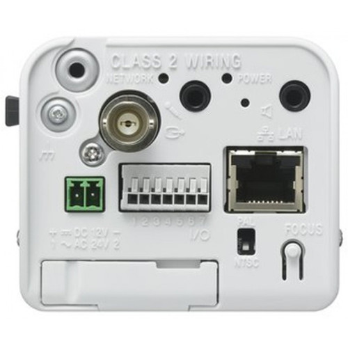 1080p Full HD Network Fixed Camera powered 2.8 - 8mm Varifocal Lens