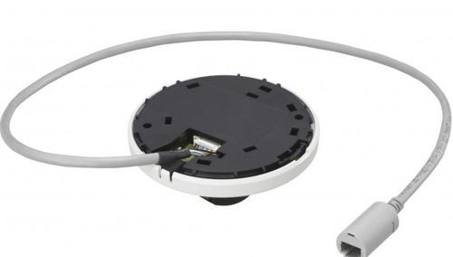 720p HD Impact Resistant Network Minidome 1.3 Megapixel Black