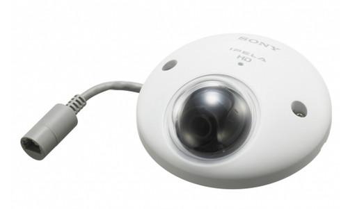1080p Full HD Vandal Resistant Minidome Network Camera