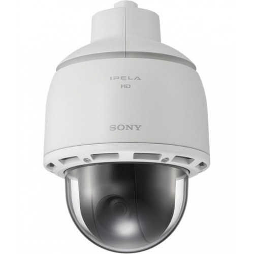 720p HD Outdoor Network Rapid Dome IP Camera 30x Optical Zoom