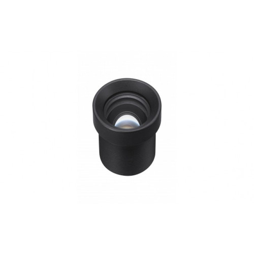 M12 Mount Lens for X Series cameras with 25 degree Horizontal Viewing Angle