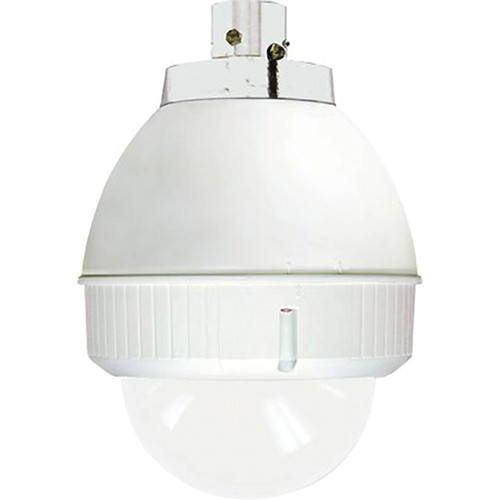 "7"" Indoor Pendant Clear Housing for SNC-EP/ER/W series PTZ cameras"