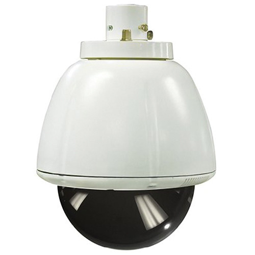 "7"" Indoor Pendant Tinted Housing for SNC-EP/ER/W series PTZ cameras"