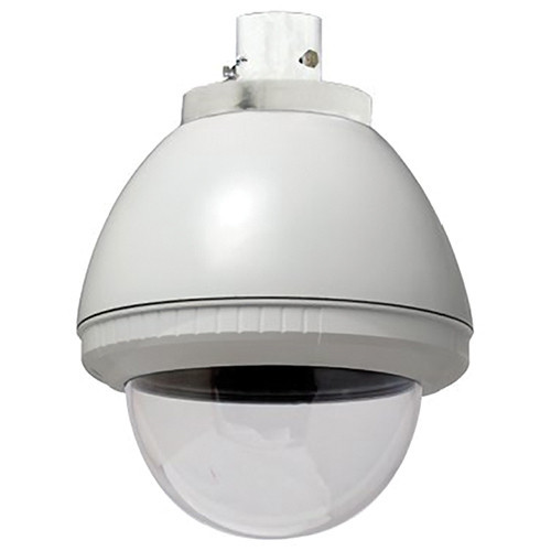 "7"" Indoor Pendant Clear Housing for SNC-RZ50N and SNC-RZ30N (power included)"
