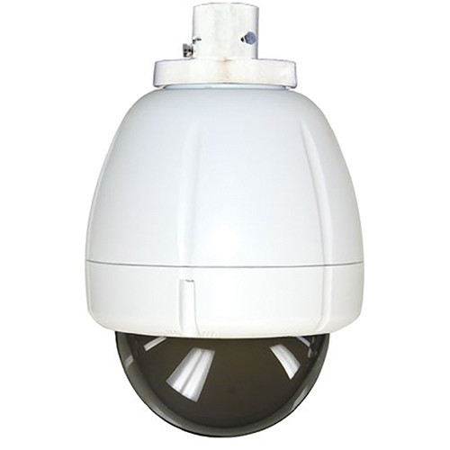 """7"""" Indoor Vandal Resistant Tinted Housing Pendant Mount for SNC-EP/ER/W series PTZ Cameras"""