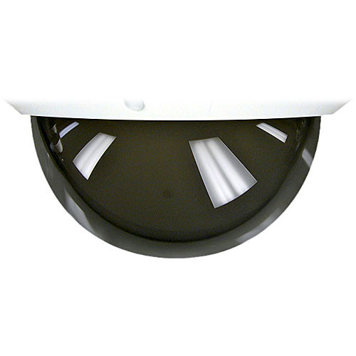 "7"" Outdoor Vandal Resistant Housing with H/B, Pendant Mount Tinted Dome(SNC-RX, RH, RS , EP/ER and W series PTZ camera)"