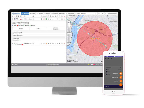 BrickHouse Phone Tracker App