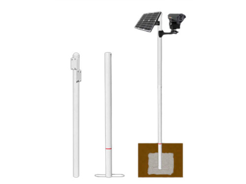 Eye Trax Modular Mounting Pole System