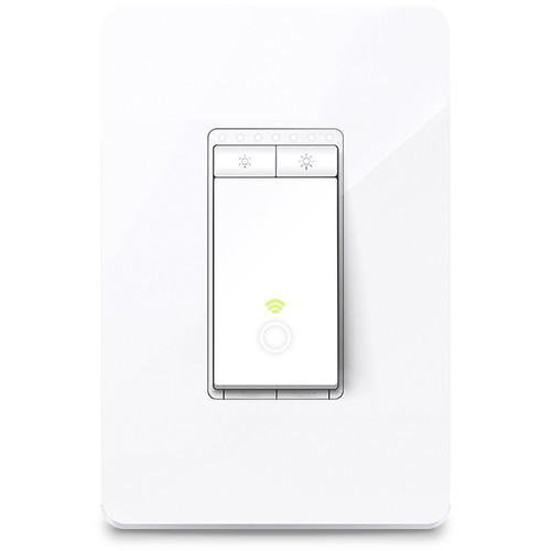 Smart WiFi Light Switch with Dimmer