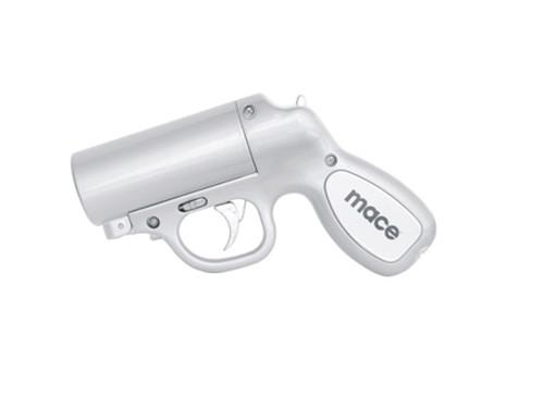 Mace Pepper Gun Silver