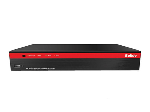 H.265 Multi Channel NVR with PoE Ports