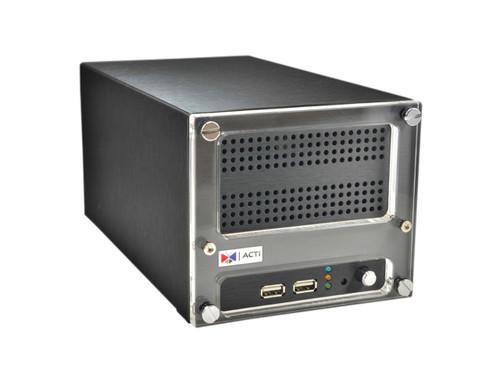 16-Channel 2-Bay Desktop NVR