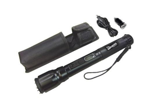 ZAP Enforcer - 2 Million Volt Stun Gun / Flashlight