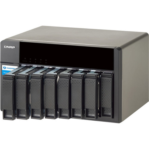QNAP 8-Bay Thunderbolt 2 Storage Expansion