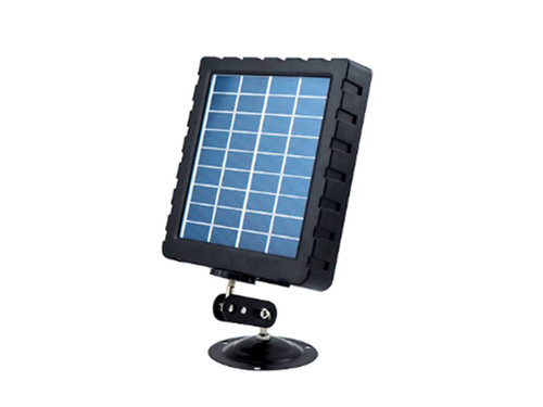 Solar Panel Battery Charger For DefendX and Remote Scout Cameras