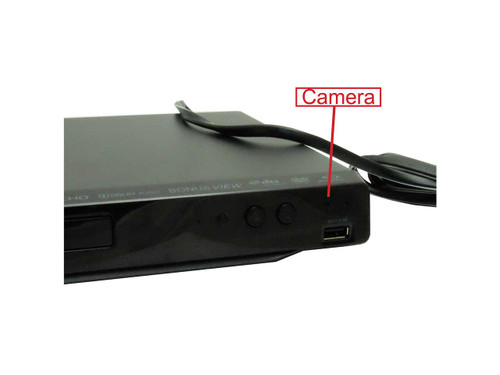 4K WiFi Blu-Ray Player Hidden Camera