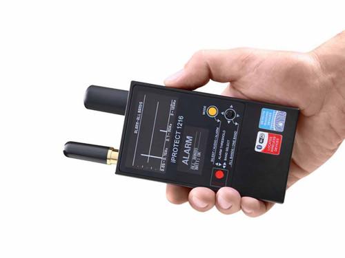iProtect 3-Band RF Detector