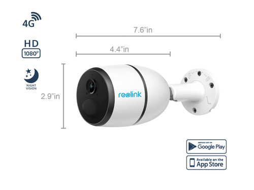 Reolink Go with B-Link Secure 4G Cellular