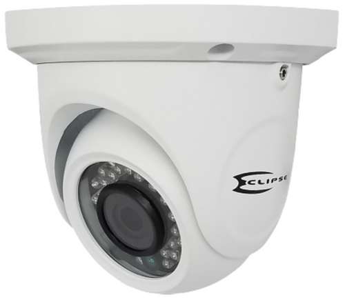 2MP TURRET DOME CAMERA 2.8 MM Fixed Lens