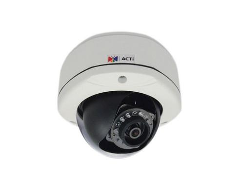 ACTi E82 3MP VF IR Outdoor Dome Camera
